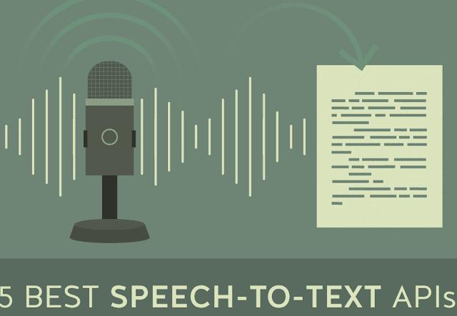 convert audio ke text dengan Web speech API Google