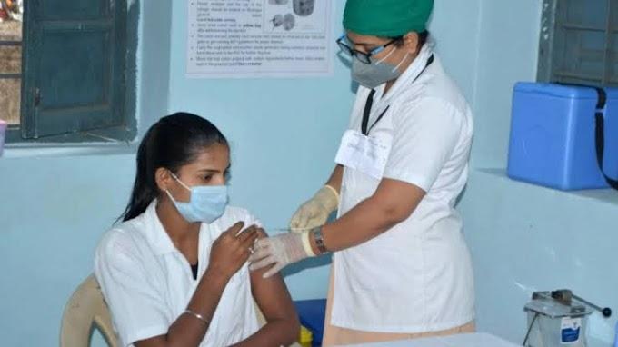 कोरोना के खिलाफ विश्व का सबसे बड़ा टीकाकरण अभियान