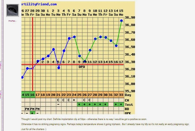 take no credit for this chart it is not mine also endo mom implantation dips  raised bbt rh endometriosismomspot