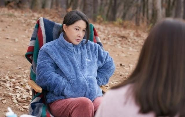Ide Cerita Drama Off the Course : Nam Ji Hyun