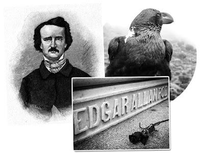 Edgar Allan Poe, Biografia de Poe, Obras de Edgar Allan Poe, História de Edgar Allan Poe, Literatura, Movimento Gótico
