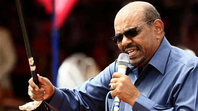 Sudanese President Omar al-Bashir announces six-month state of emergency in two states