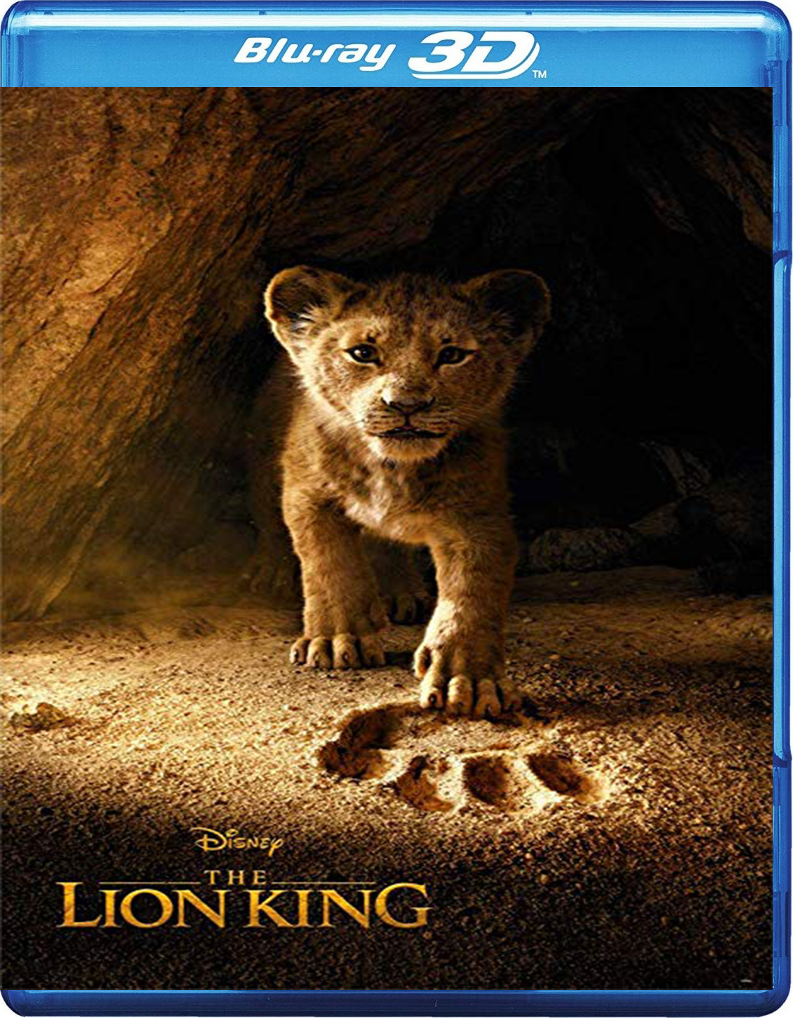 The Lion King [2019] [BD50] [Español] [3D]