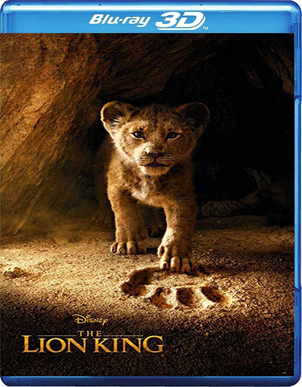 The Lion King [2019] [BD50] [Español] [3D]