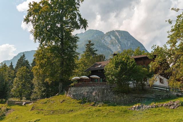 Entdeckungstouren Wasser Loisach - Kramerplateauweg - Ruine Werdenfels – Burgrain 06