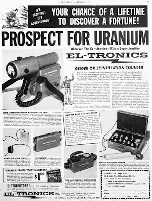 El-Tronics Prospect for Uranium