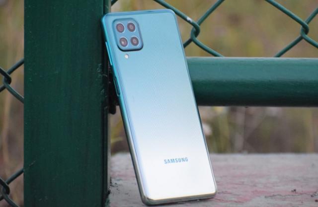 Samsung Galaxy F62 cấu hình