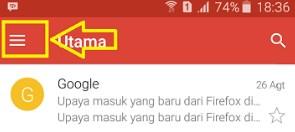 lupa kata sandi email gmail