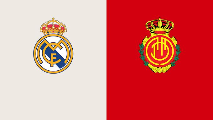 Watch Real Madrid VS Real Mallorca Matche Live