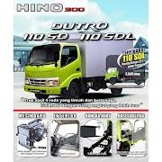 Hino Dutro 110 SDL | Spesifikasi Teknis Hino Dutro Engkel Long