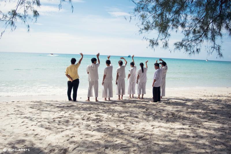 thailand strand ko kut insel