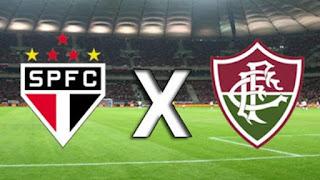 Assistir São Paulo x Fluminense, pela 31ª rodada do Brasileirão