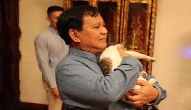 Soal Dulu Prabowo Janji Jemput Habib Rizieq, Ini Kata Gerindra