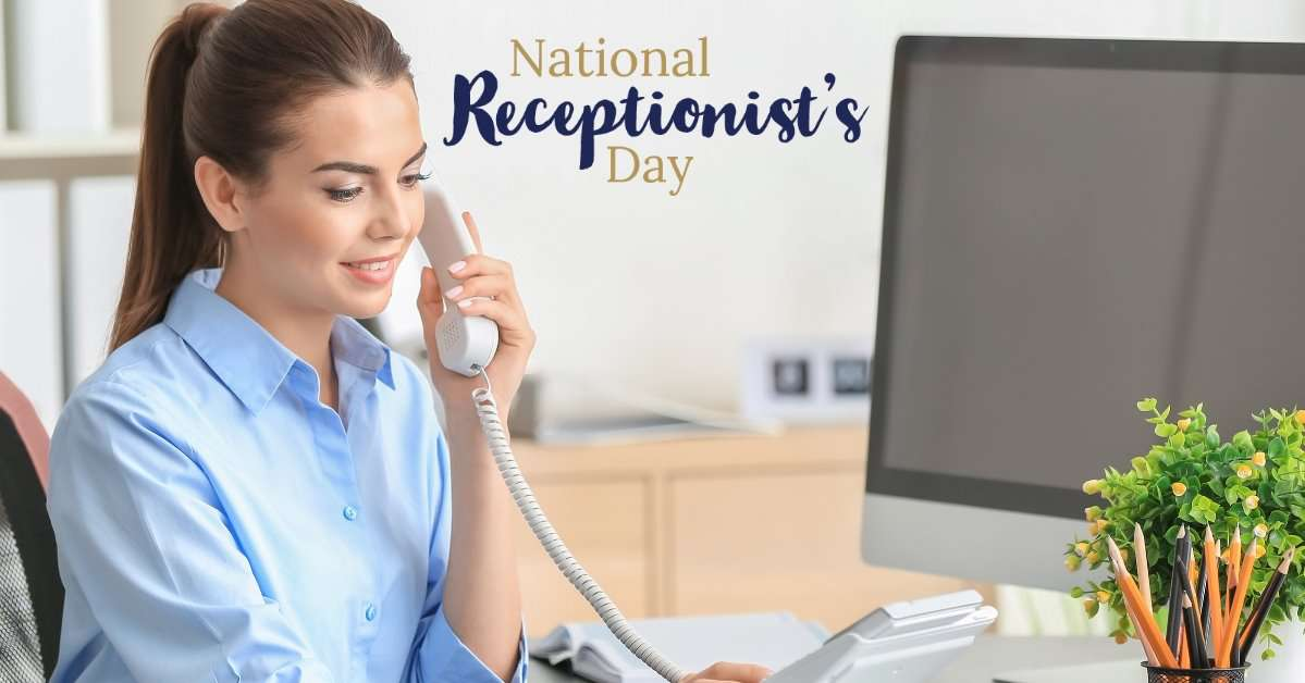 National Receptionists Day Wishes Images