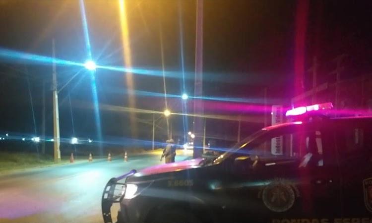 Homem com mandado de prisão em aberto é preso durante Operação Rumo em Itaetê