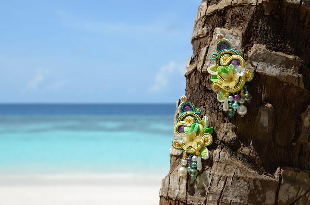 """Mis """" Aflamencados"""" en Maldivas"""