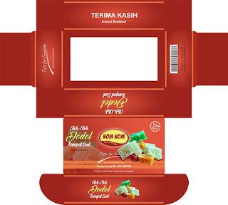 Desain Kemasan Makanan CDR