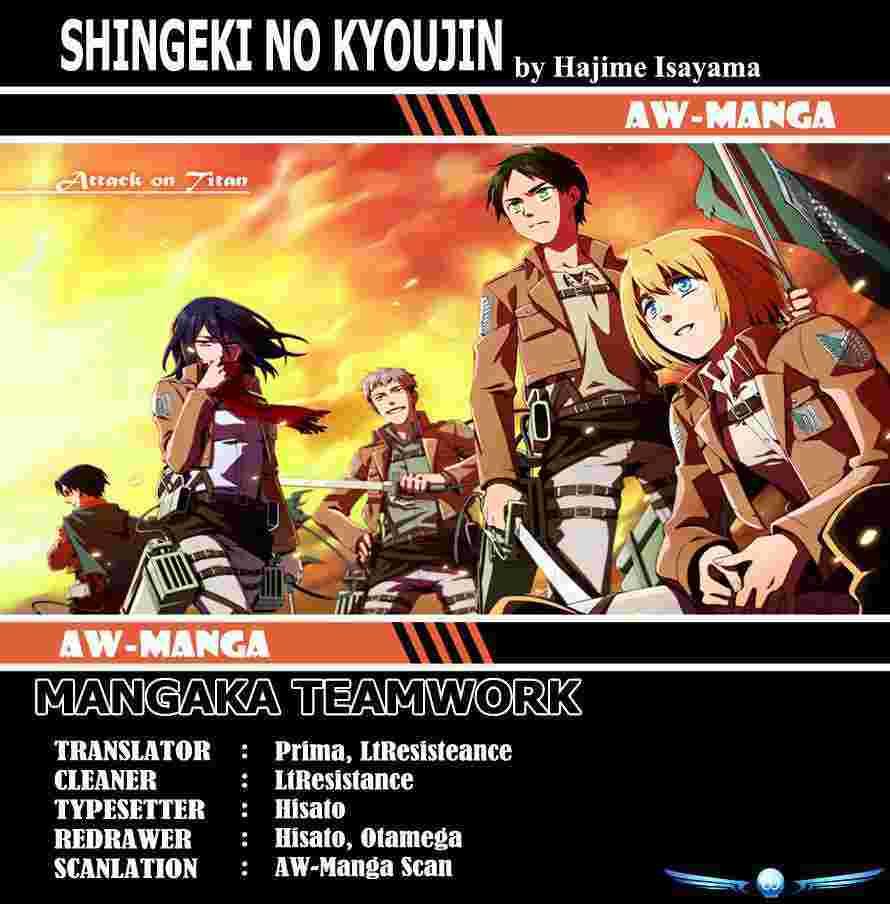 Komik shingeki no kyojin 013 - Luka 14 Indonesia shingeki no kyojin 013 - Luka Terbaru 1 Baca Manga Komik Indonesia Mangaku
