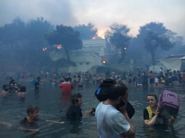 Η Ελλάδα θρηνεί