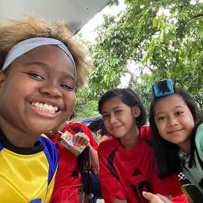Asya Lianda dan Teman Temannya