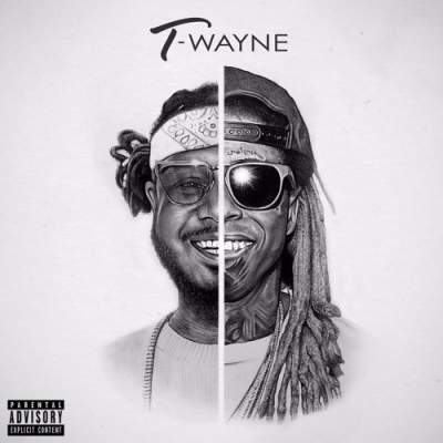 T-Pain & Lil Wayne - T-Wayne - Album Download, Itunes Cover, Official Cover, Album CD Cover Art, Tracklist