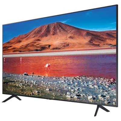 Samsung UE55TU7105: Smart TV con Tizen, sonido Dolby Digital Plus y pantalla 4K de 55 pulgadas