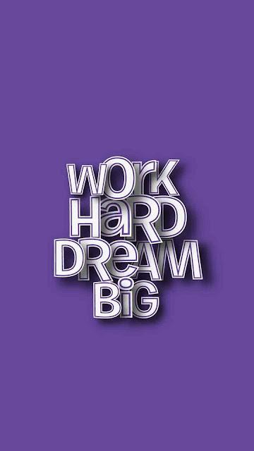 Dream motivation | work motivation