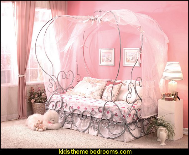 princess's room canopy bed Princess Furniture