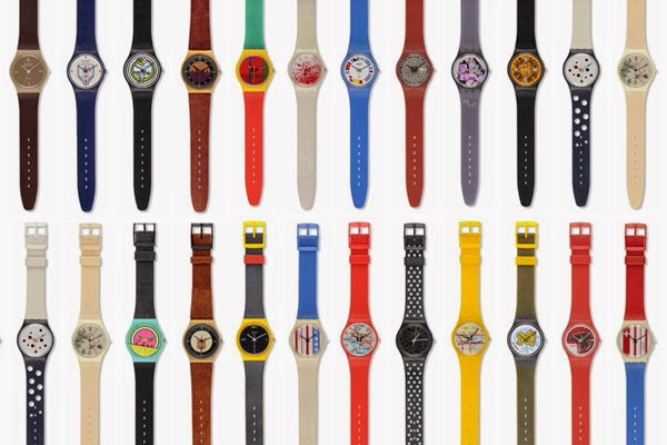 Onde comprar relógios em Nova York