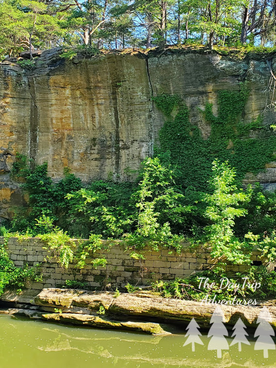 Blackhand Gorge along the Licking River