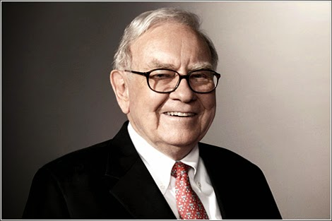Rich People Warren Buffett