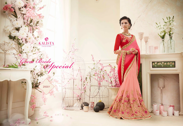 Most Trendy Wedding Special Heavy Designer Saree Collection 2017 at Lowest Wholesale Price.