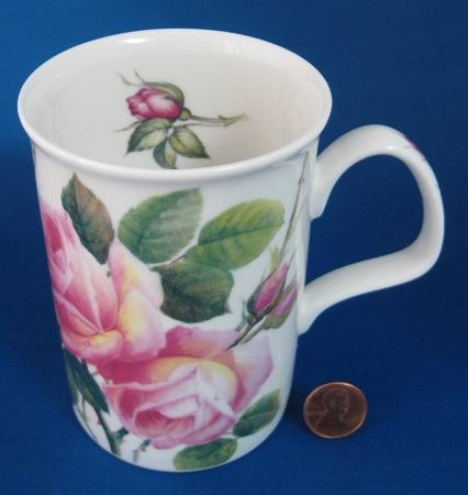 Victorian Rose Mug Cake Recipe