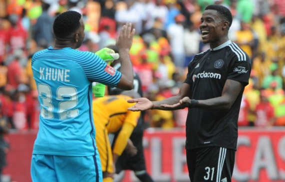 We've picked out a combined XI from the players that Kaizer Chiefs and Orlando Pirates have available.