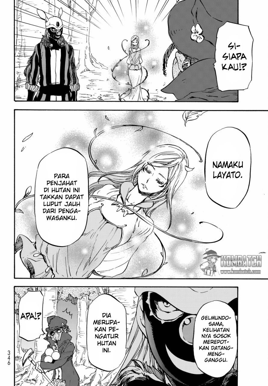 Baca Manga Tensei Shitara Slime Datta Ken Chapter 21 Bahasa Indonesia
