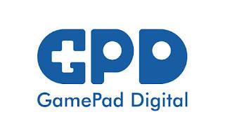 GPD社のロゴ