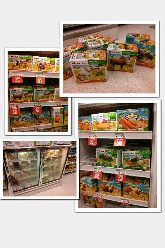 Mother Hen Organic Baby Food