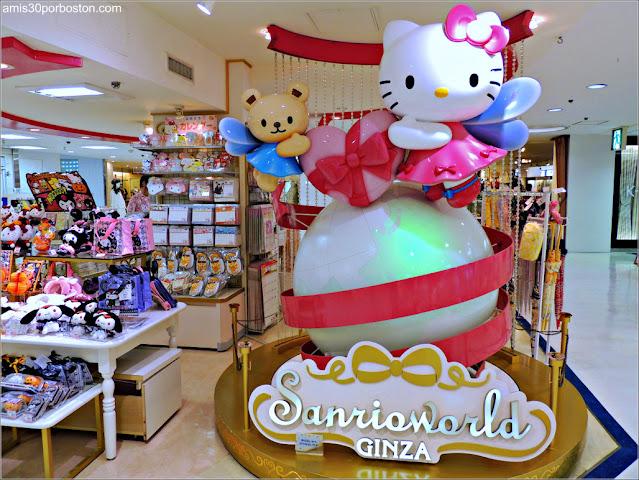 Sanrioworld Ginza, Tokio