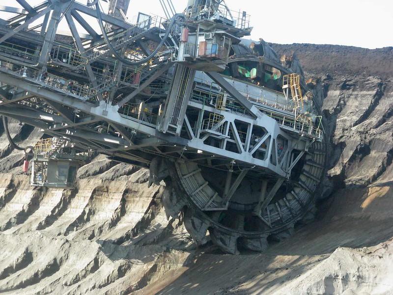 biggest excavators