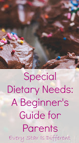 Special Dietary Needs: A Beginner's Guide for Parents