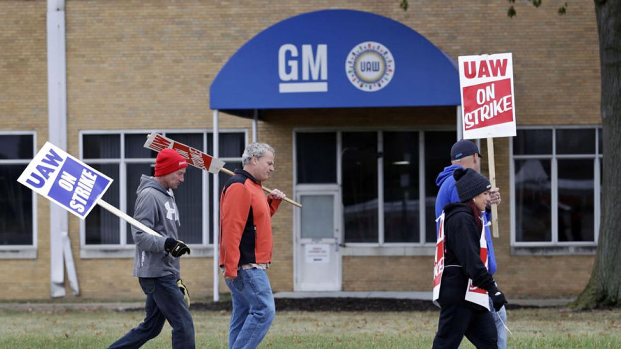 La huelga de General Motors en EEUU expuso la carencia del sector automotriz mexicano