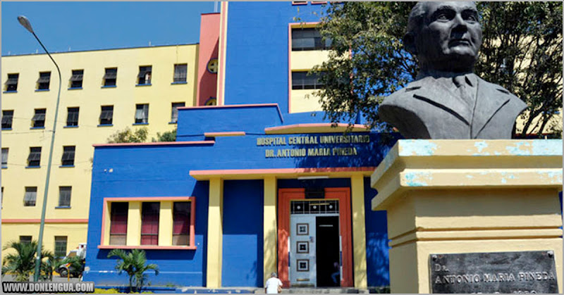 GRACIAS MADURO | Hospital Central de Barquisimeto lucha contra el virus sin una gota de agua