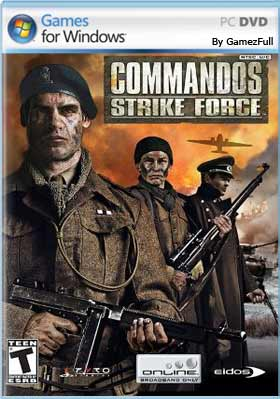 Commandos Strike Force PC Full Español