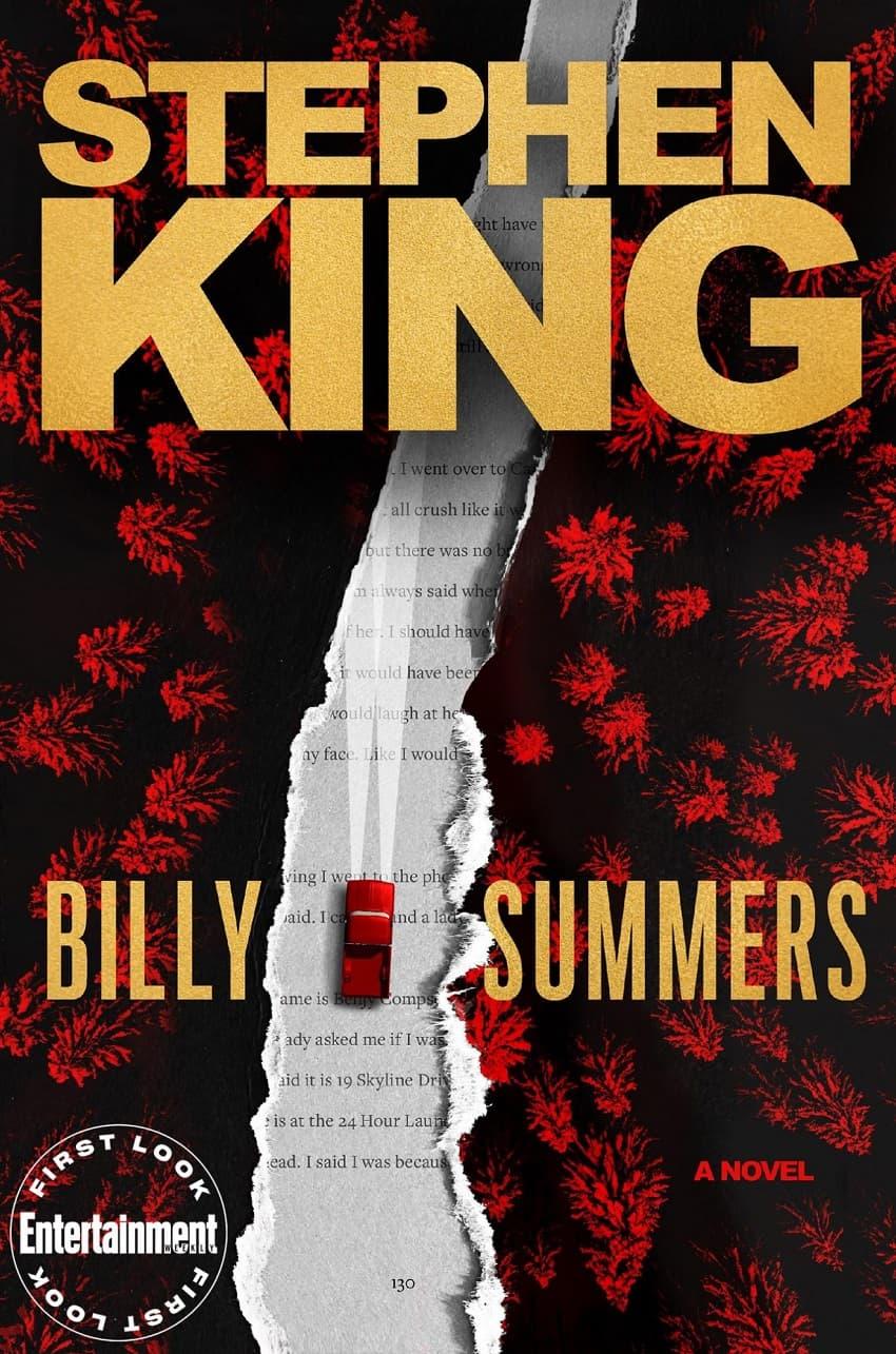 Scribner летом опубликует новую книгу Стивена Кинга - Billy Summers - 01