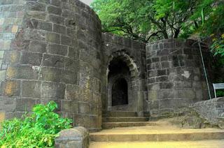 Shivneri Fort Of Maharashtra,maharashtra historical fort