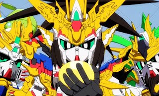 SD Gundam World: Sangoku Souketsuden Episodio 02