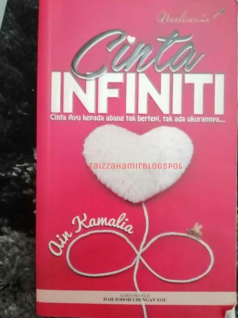 Review Novel ~ Cinta Infiniti
