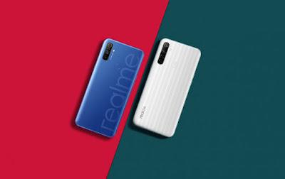 Realme เปิดตัวสมาร์ทโฟนซีรี่ย์ใหม่ Narzo 10 และ Narzo 10A