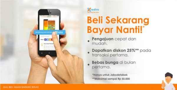 Aplikasi Cicilan Tanpa kartu Kredit