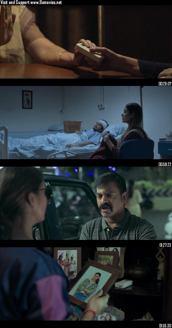 Netrikann 2021 Tamil 720p WEB-DL 1GB ESubs